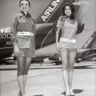 flight attendant uniforms