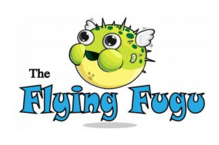 the flying fugu