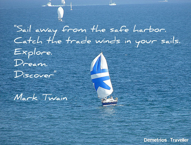 What Has Travel Taught You Taken By The Wind