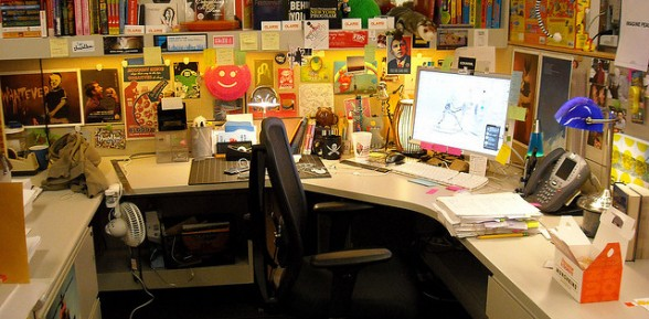 In Defense of the Cubicle: It Ain't THAT Bad. Really!