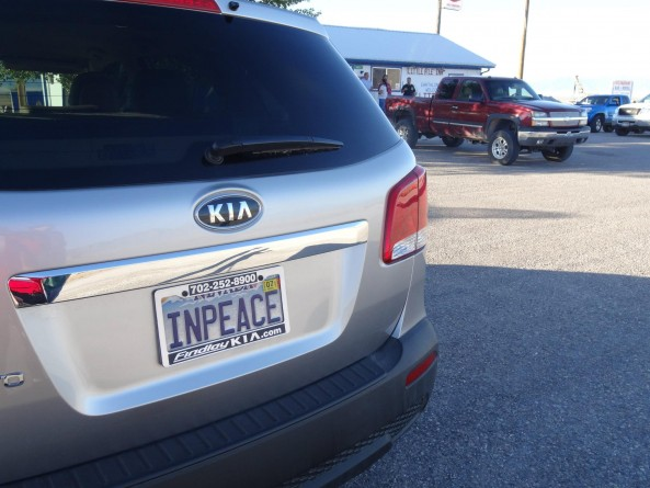 alien license plate
