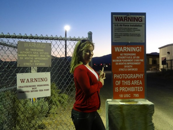 """no photography"" warning sign area 51"