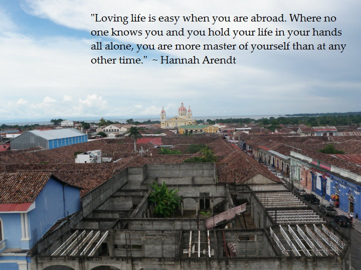 quote about living abroad