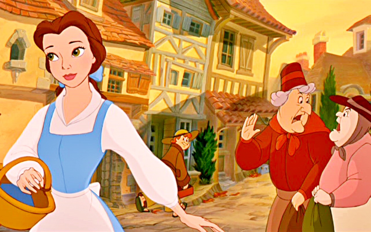 "screenshot from the film ""Beauty and the Beast"""