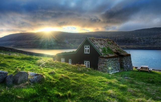 Iceland Fairytale elves