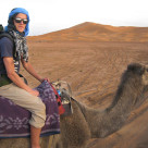 boy on camel