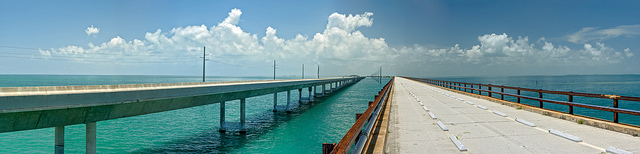 Road to Florida Keys