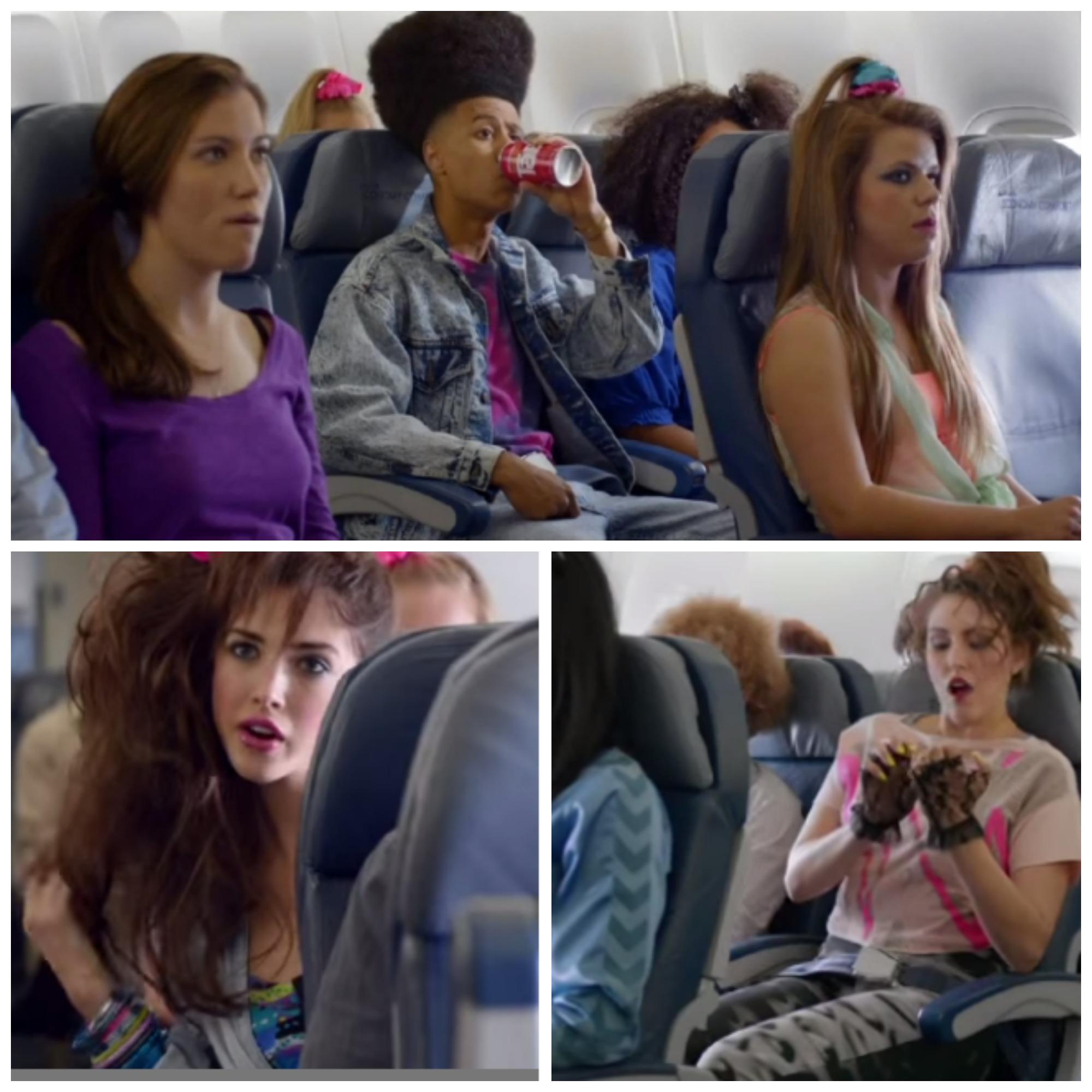1980s air travel
