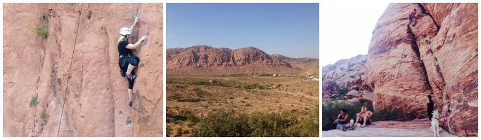Red Rock Rock Climbing