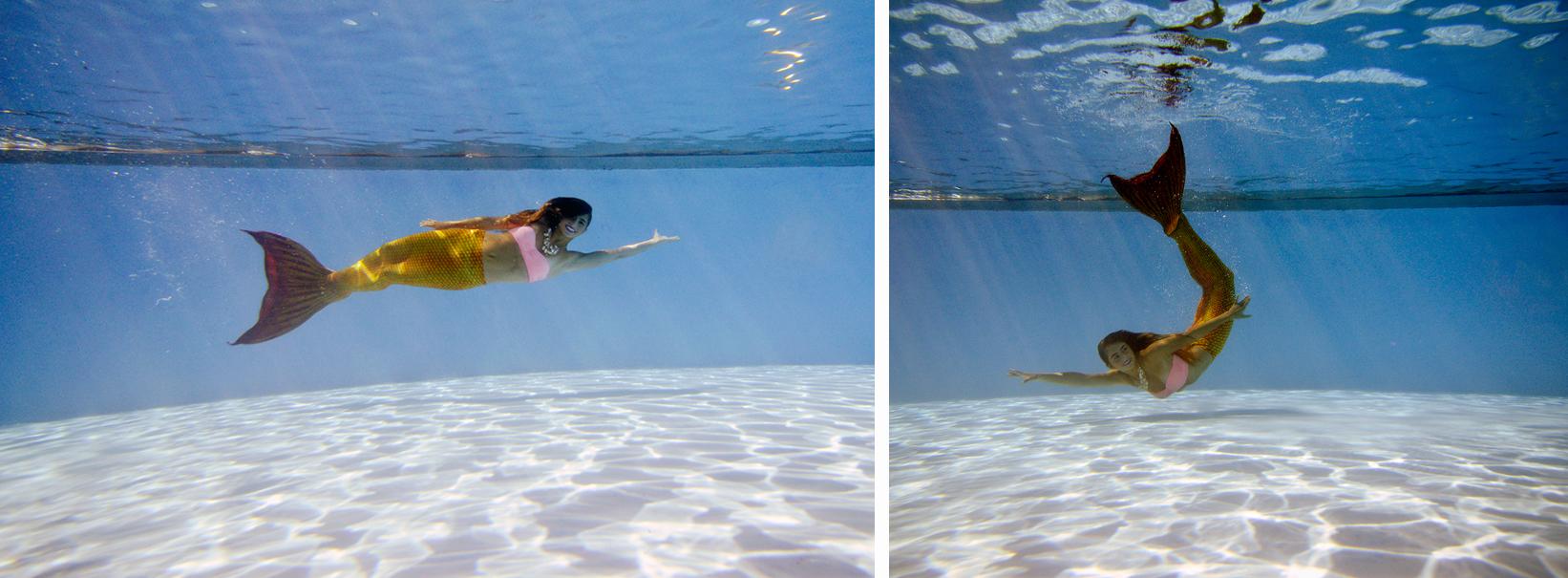 mermaid class in Las Vegas