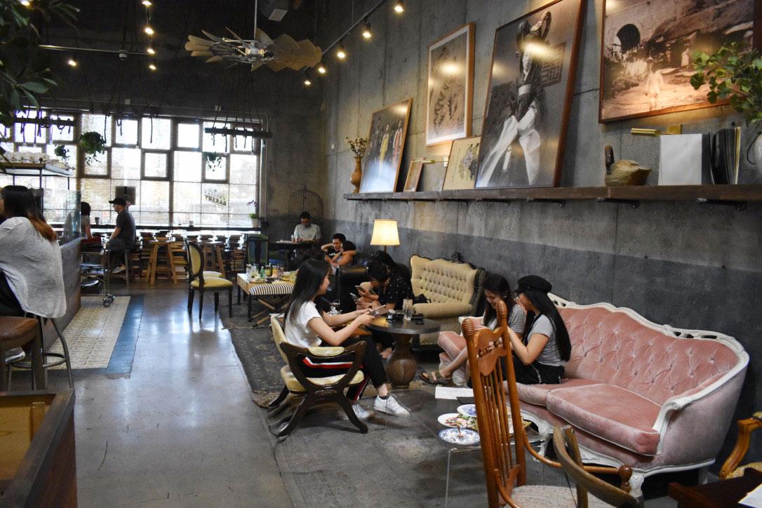 Gäbi Coffee & Bakery Brings 1920s Korea To Las Vegas